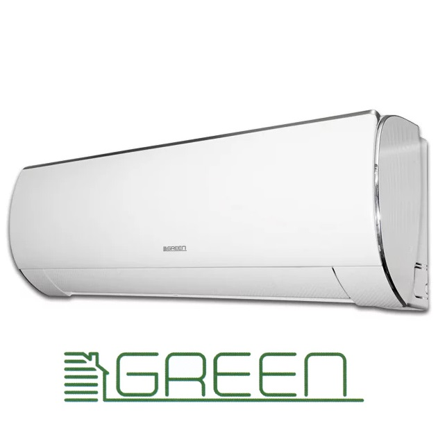 Настенный кондиционер Green GRI GRO-09 серия HH2, со склада в Волгограде, для площади до 25м2