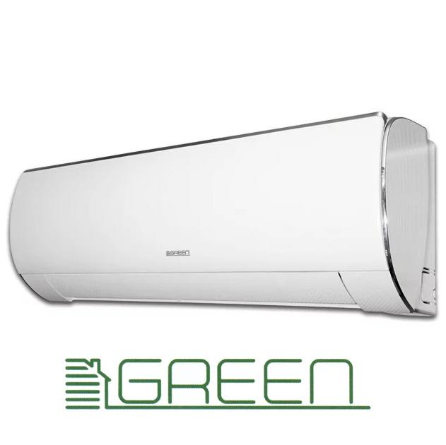 Настенный кондиционер Green GRI GRO-12 серия HH2, со склада в Волгограде, для площади до 35м2