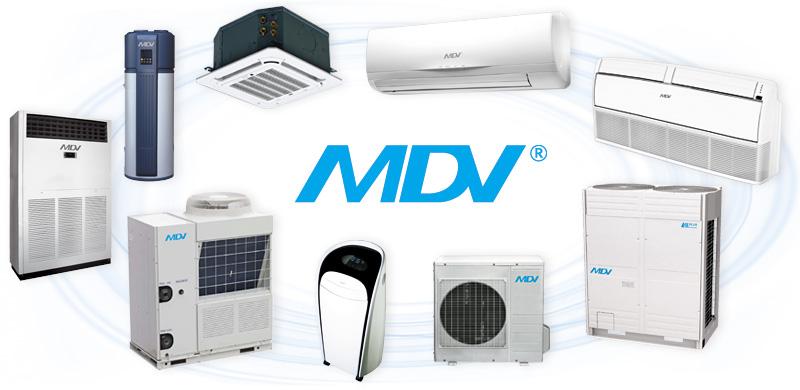 Сплит-система MDV в Волгограде