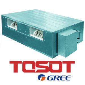 Кондиционер Tosot T48H-LD2I2T48H-LU2O со склада в Волгограде, для площади до 140м2. Официальный дилер!