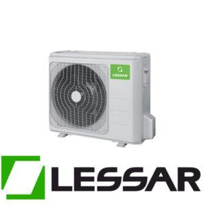 Наружный блок мульти сплит-системы Lessar LU-2HE18FMA2 серия eMagic Inverter, по низкой цене со склада в Волгограде. Бесплатная доставка. Звоните!