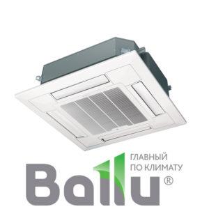 Кассетный внутренний блок мульти сплит-системы Ballu BCI-FM-12HN1/EU (compact) серия Super Free Match, по низкой цене со склада в Волгограде. Бесплатная доставка. Звоните!