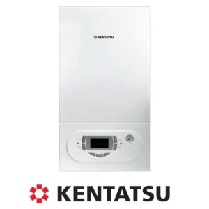 Настенный газовый котел Kentatsu Nobby Balance 12-1CS для помещений до 120 кв м, со склада в Волгограде.