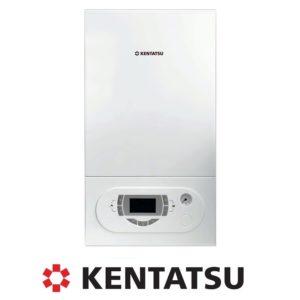 Настенный газовый котел с двумя теплообменниками Kentatsu Nobby Balance 28-2CS для помещений до 280 кв м, со склада в Волгограде.